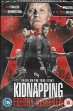 Kidnapping Freddy Heineken (DVD, 2014) Anthony Hopkins NEW SEALED PAL R2