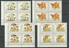 Yugoslavia 1983 ☀ Flora - Edible Mushrooms ☀ MNH**