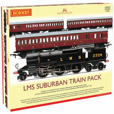 HORNBY Train Pack R3397 LMS Suburban Passenger Limited Edition