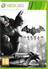 Xbox360 Batman Arkham City (No Code) - Xbox360