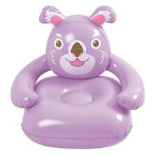 Jilong Koala Sofa - Sillón infantil hinchable, para niños a partir de 3 años, 78