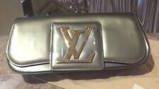 100% AUTHENTIC BRAND NEW LOUIS VUITTON SOBE PATENT VERNIS CLUTCH BAG RARE COLOR