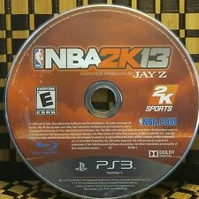 NBA 2k13 (Sony PlayStation 3) USED (NO CASE) #10609