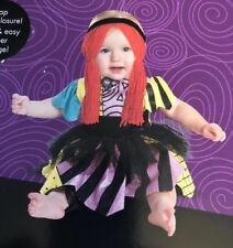 Tim Burtons�Sally� Nightmare Before Christmas Prestige Costume Sz 6-12m