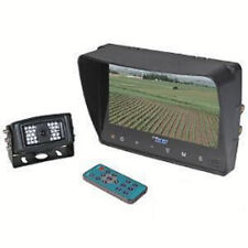 "CABCAM CTB7M1C Tractor Video System, Touch Button  7"" Color Monitor / 1 Camera"