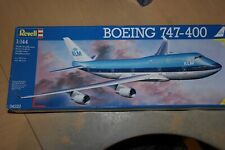 REVELL 1:144 BOEING 474-400 KLM     04222
