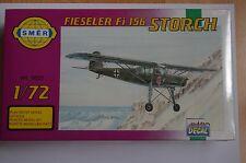 MAQUETA AVION FIESELER Fi-156 STORCH 1/72 OFERTA 4 x 3