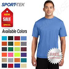 Sport Tek Men's Dri-Fit PosiCharge Workout S-4XL T-Shirt M-ST350
