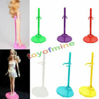 5PCS Doll Toy Stand Display Support Prop Up Mannequin Model Holder rI BR