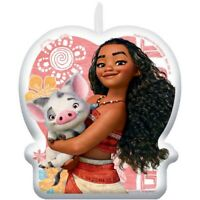 MOANA BIRTHDAY CANDLE BIRTHDAY PARTY SUPPLIES