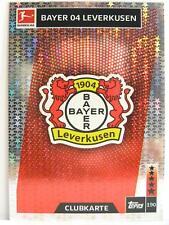 Match Attax 2018/19 Bundesliga - #190 Bayer 04 Leverkusen - Clubkarte