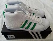 Adidas Pro Model Vulc Adv Men's Size 7.5 Tyshawn Jones White Green CG4274
