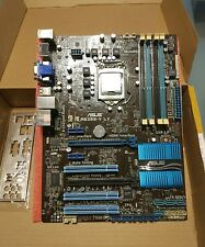 processore intel i5 2500k + scheda madre Asus p8z68v-lx