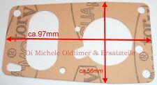 34 PCI Carburatore Solex 2x Guarnizione coperchio p.es. VW beetle Gas Ket Solex