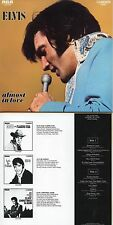 CD Elvis PRESLEY Almost In Love (1970) - Mini LP REPLICA -13-track CARD SLEEVE