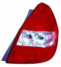 HONDA JAZZ Mk2 MPV 10/2004 -2008 Posteriore Back Coda Luce Lampada Driver Lato O/S