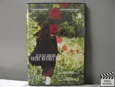 Notre Musique (DVD, 2005)