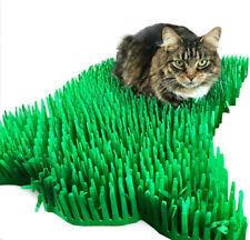 Tissue Paper Grass Mat for cat or kitten toy FAST DELIVERY pet toys.