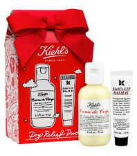 Kiehl's Dry Relief Duo Set Creme de Corps and Lip Balm #1 New