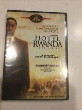 Hotel Rwanda (Dvd, 2004) New Sealed