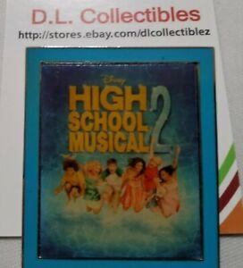 Disney High School Musical 2 Poster High School Musical Pin