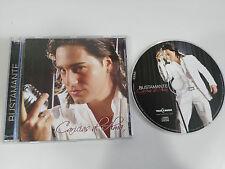 DAVID BUSTAMANTE CARICIAS AL ALMA CD 2005 VALE MUSIC EDICION ESPAÑOLA