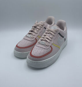 """Size 8 WMNS Nike Air Force 1 """"Silt Red"""" CK6572 600"""