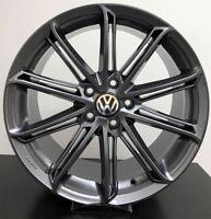 """Cerchi in lega Volkswagen Passat Scirocco Bora Tiguan da 19"""" Nuovi Offerta Super"""