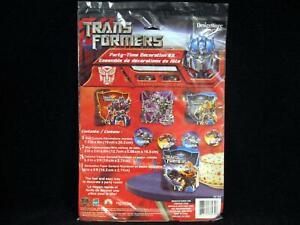 Transformers Puzzle Cubes 24ct Classic Party Favors Optimus Prime Goodies