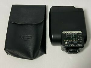 Fujifilm Strobe GA Flash for GA 645 GA645 w/ Case from Japan