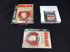 Game Boy Color Biohazard Gaiden Japan