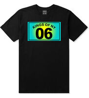 Kings Of NY 2006 Gradient Logo Short Sleeve T-Shirt