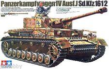 Tamiya 35181 1/35 Model Tank Kit German PzKpfw Panzer IV Ausf. J Sd.kfz 161/2