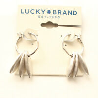 New Lucky Brand Flakes Drop Dangle Earrings Gift Vintage Women Party Jewelry FS