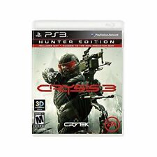 Crysis 3 For PlayStation 3 PS3 Game Only 1E