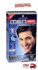 Schwarzkopf Men Perfect For Men Professional Hair Color Gel - Natural Black 90