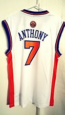 Adidas NBA Jersey New York Knicks Carmelo Anthony White sz 2XL