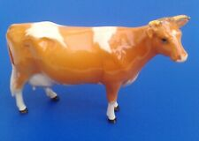 Vintage Beswick Guernsey Cow - First Version 1248A