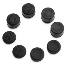4Pcs Thumbstick Caps + 4Pcs Thumb Grip Extender for Sony PS4 Game Controller FT