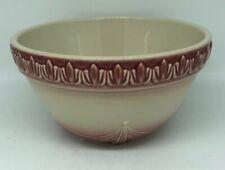 Vintage & Rare Longaberger Pottery American Craft Medium Mixing Bowl Aco