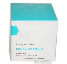 HL HOLY LAND Renew Formula Hydro - Soft with Alpha Lipoic Acid 50ml / 1.7oz