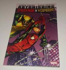 Astonishing Spiderman & Wolverine Graphic Novel (Marvel, 2011)