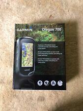 Garmin Oregon 700 3 inch Handheld GPS - Black