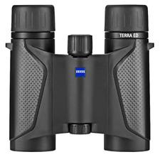 Zeiss Terra ED 10x25 Compact Pocket Binoculars - Black