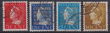nederland dienstzegels 16-9 gebruikt, used