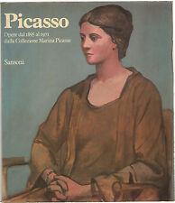 PICASSO Opere 1895 - 1971 dalla Collezione Marina P. Sansoni 1981 Palazzo Grassi