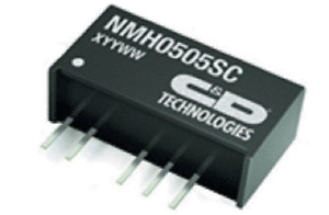 2 PEZZI DC/DC CONVERTER NMV0505S SIL 1W 5V 5PIN NMV 3KVDC Isolated Single & Dual