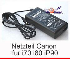 NETZTEIL DRUCKER CANON i70 i80 iP90 iP100 K30244 K30227 16V 1,8A AC/DC ADAPTER