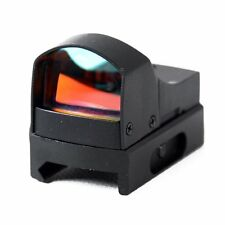 LIVABIT MOA Mini Holographic Reflex Red Dot Optics Sight 20mm Weaver Rail Mount