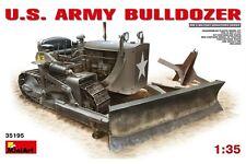 Miniart 35195 1/35 U.S. Army Bulldozer